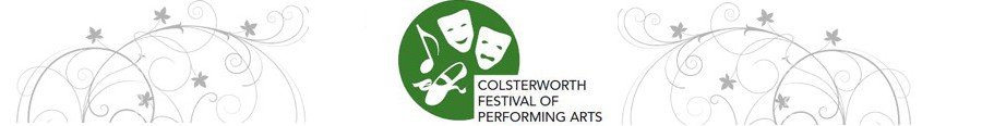 Colsterworth Festival of Performing arts